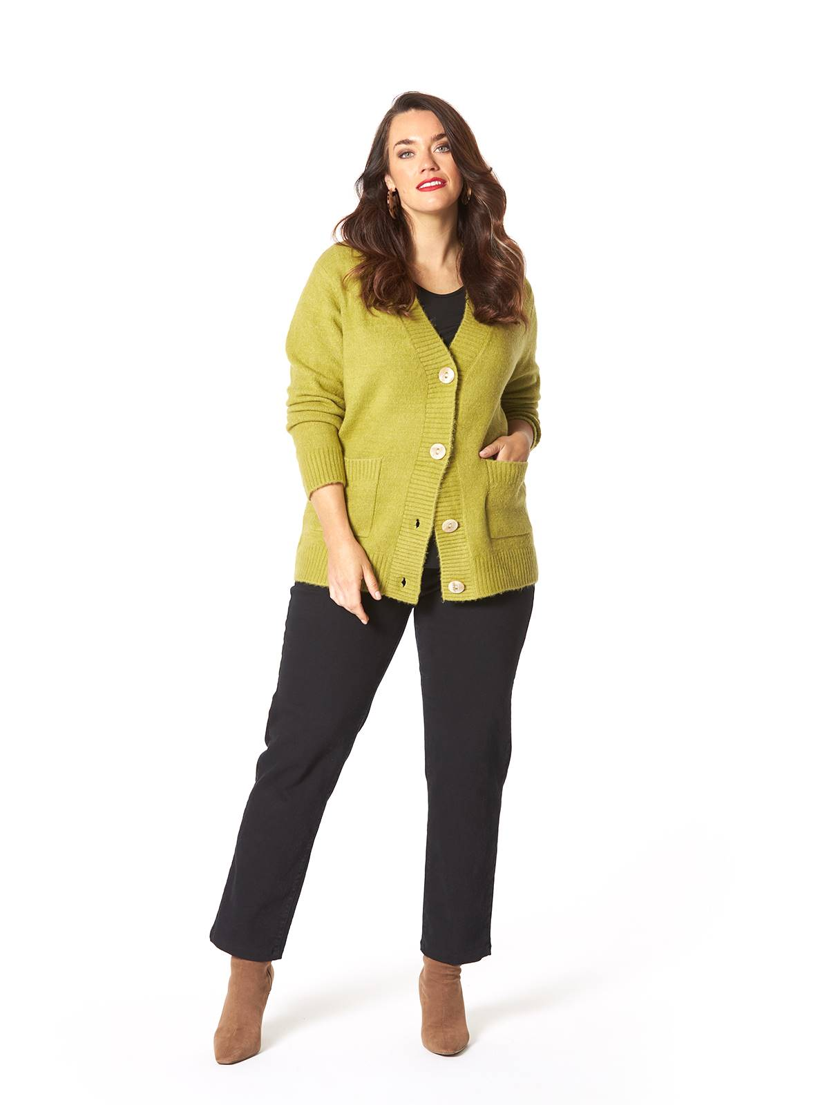 fashion for larger women