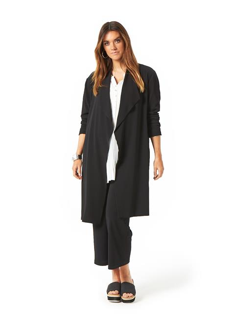 Madame Butterfly Long Duster##