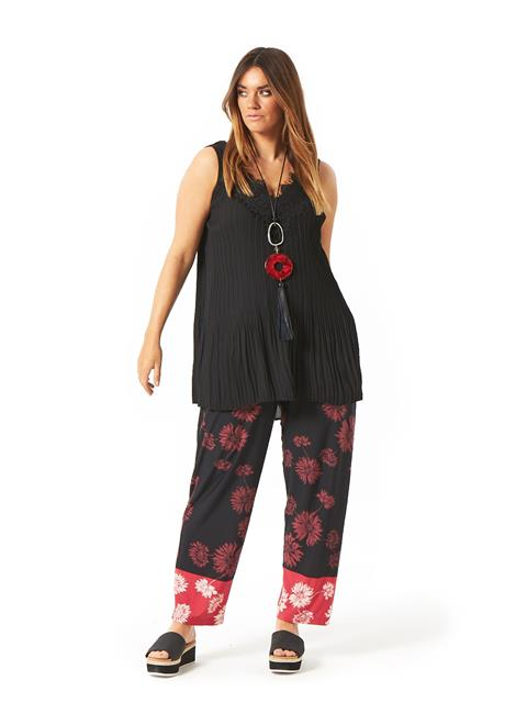 Madame Butterfly Pant###